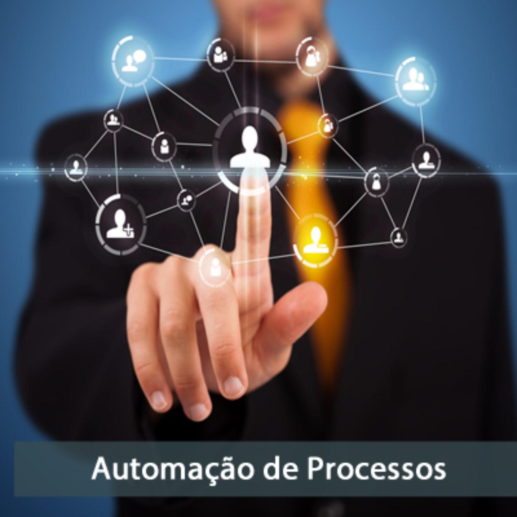Redução de custos com novas tecnologias de automação de processos e monitoramento de atividades